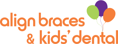 Logo for orthodontist Dr. Patrick Chen at Align Braces and Kids Dental in Murphy, TX
