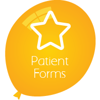 Patient forms button